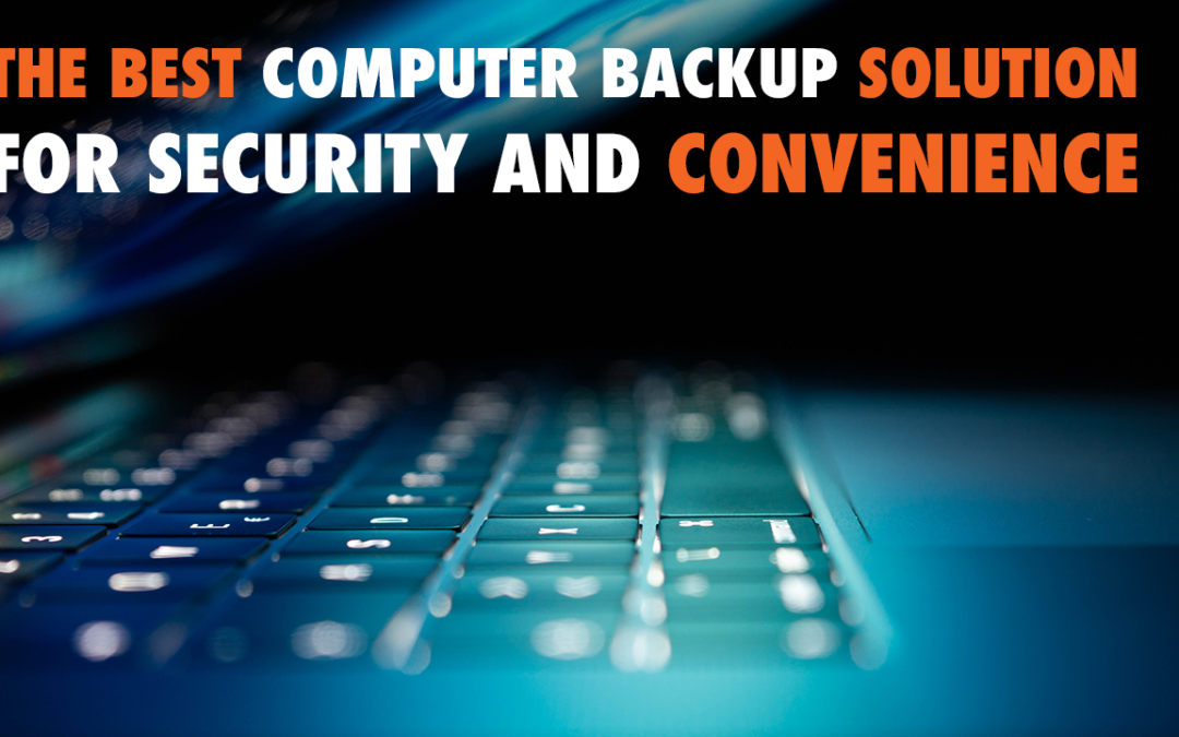The Best Computer Backup Solution for Security and Convenience | EP 562