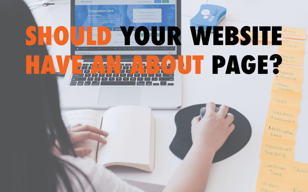 Should Your Website Have an About Page? | EP 582