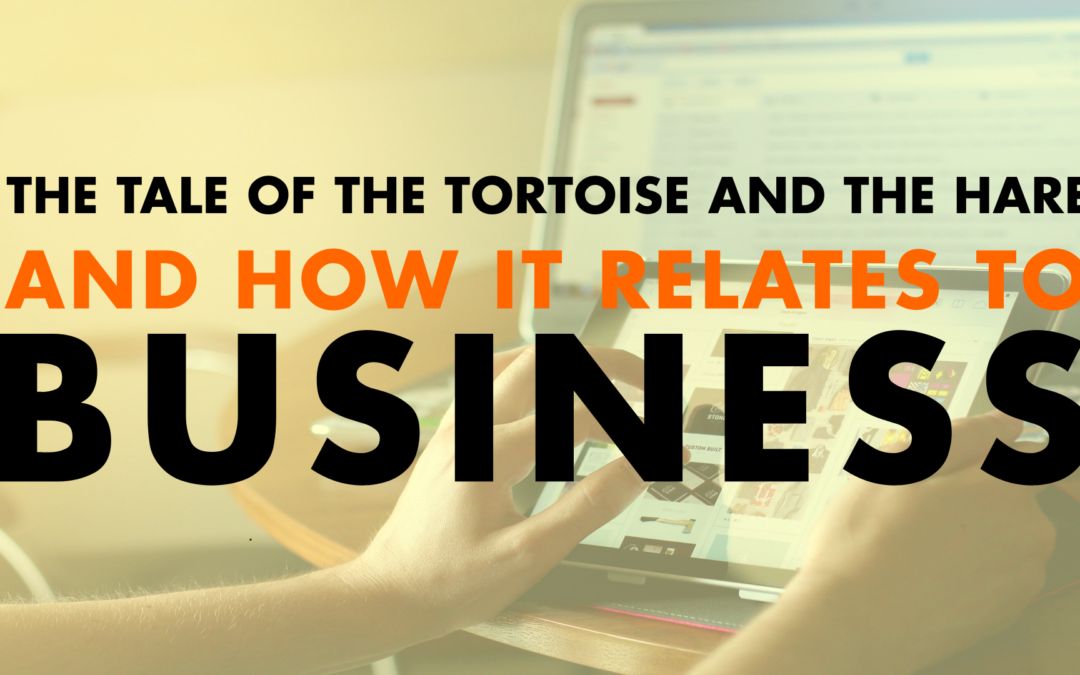 The Tale of the Tortoise and  the Hare and How it Relates to Business | EP 637