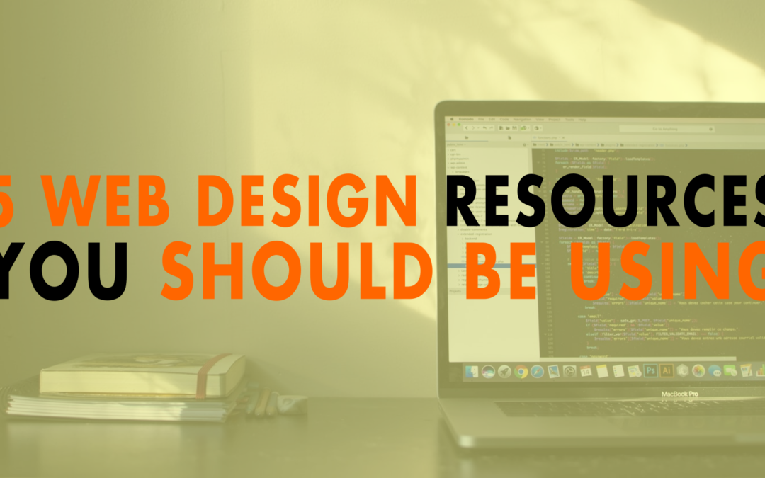 5 Web Design Resources You Should be Using | EP 661